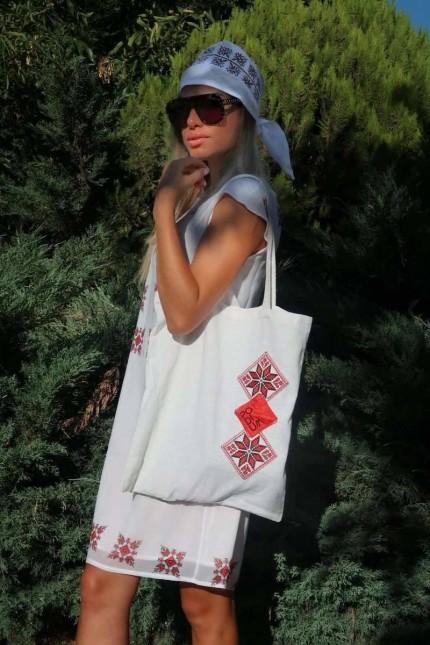 Чанта с шевица през рамо RADA