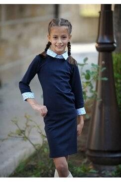 Елегантна детска рокля ARTERY BLUE KIDS
