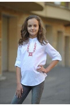 Детска стилна блузка с шевици VYARA KIDS