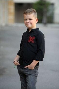 Елегантна детска риза с шевица KUBRAT KIDS
