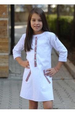 Елегантна детска рокля SHEVICA KIDS
