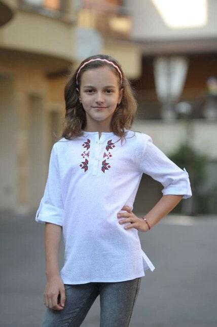 Детска стилна блуза с шевица LUBA KIDS