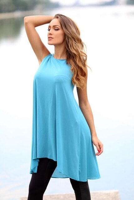 Туника STEFANIA BLUE
