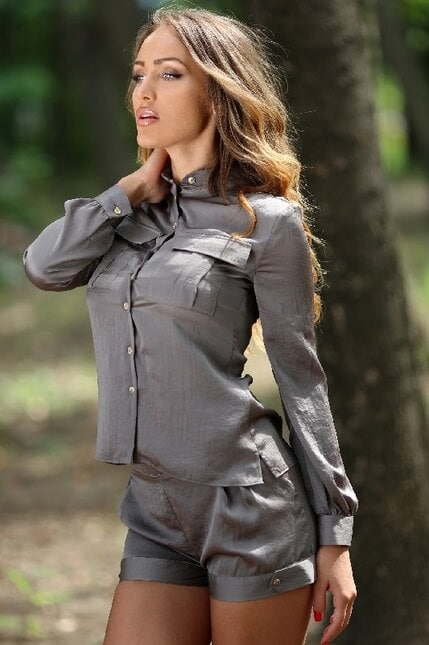 Елегантна блуза BALI