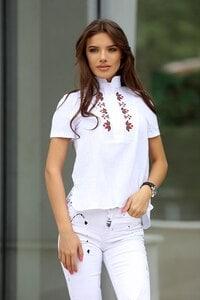 Стилна памучна блуза LUBA