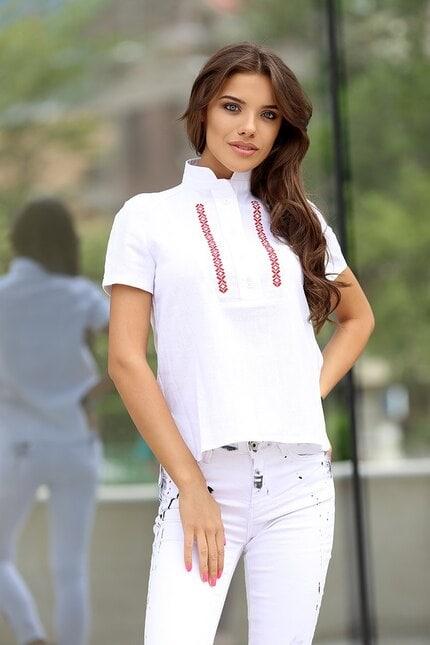 Стилна дамска блуза BLAGA