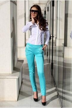 Стилен дамски панталон MADNESS