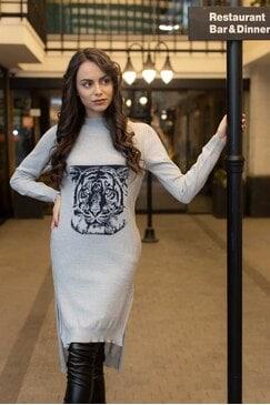 Дамска рокля плетиво TIGER