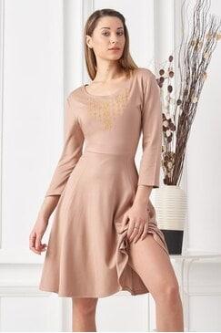 Дамска разкроена рокля PATRIZIA