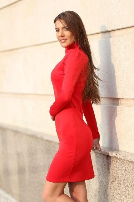 Стилна рокля CORAL