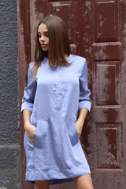 Ефектна рокля - риза NIKITA