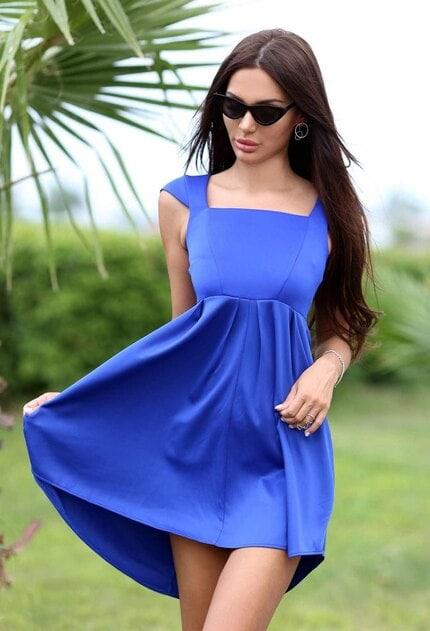 Елегантна рокля SHELLY