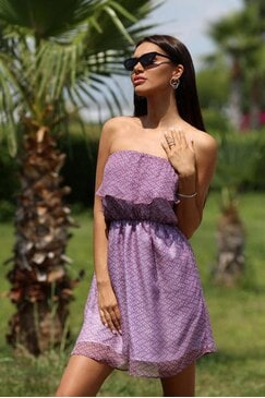 Стилна рокля REGINA