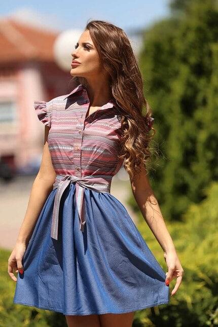 Кокетна къса рокля EVITA