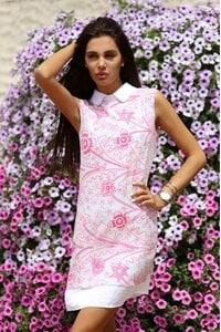 Копринена рокля NATI