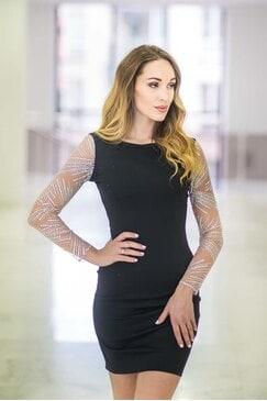 Вечерна дамска рокля KOKETNA STAR