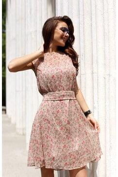 Елегантна дамска лятна рокля ELVIRA