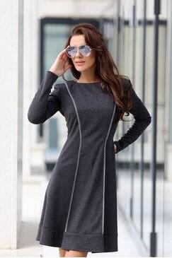 Елегантна дамска рокля IRA