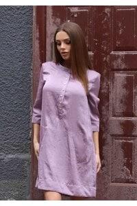 Ефектна рокля - риза NANA
