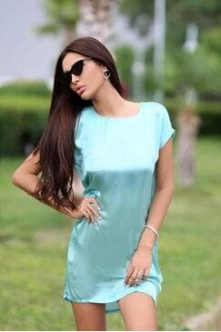 Стилна рокля DIONA