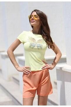 Дамски къси панталони SUNNY DAYS