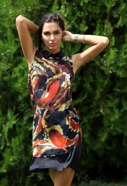 Стилна рокля LILIYA