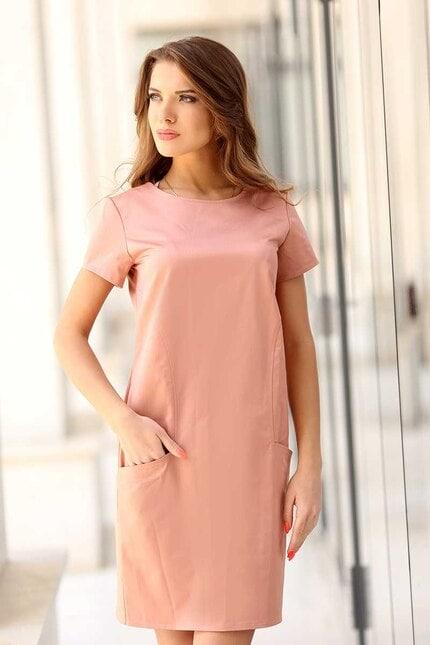Стилна дамска рокля VAYANA