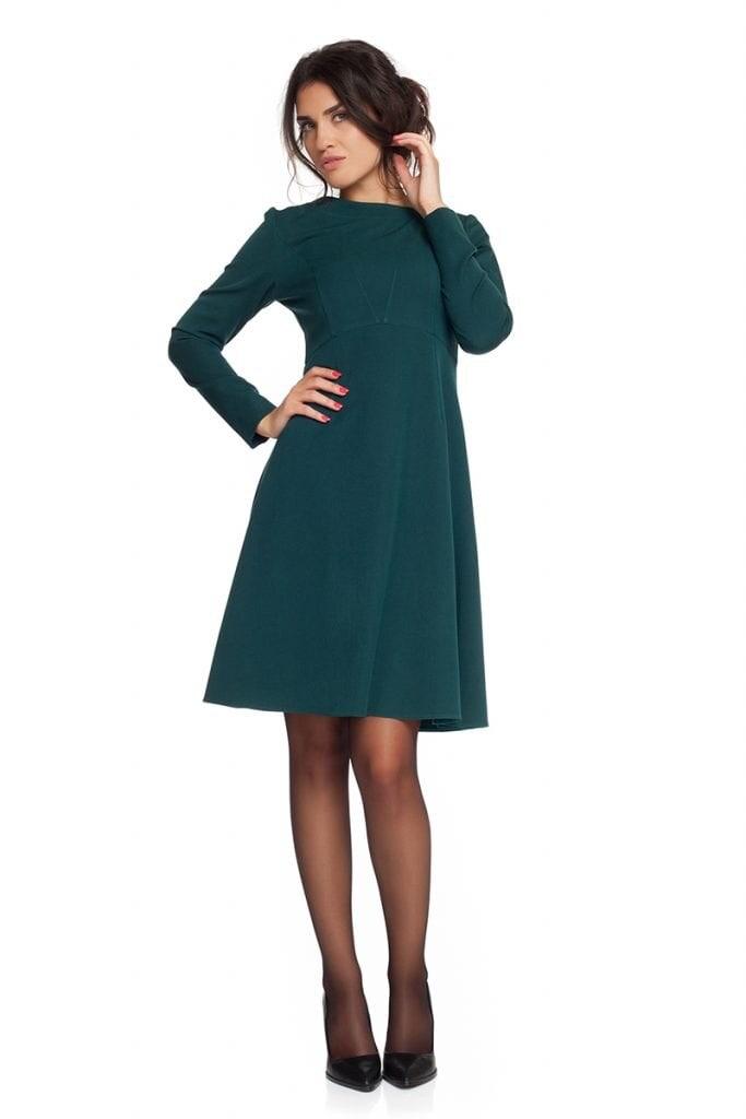 ca4adc6c7f4 Рокля ANGELIA • Подиум • Дамска мода онлайн