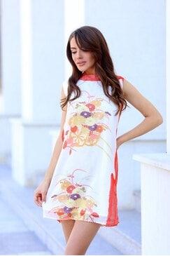 Лятна дамска рокля FASHION DREAM