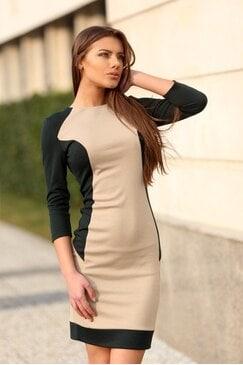 Елегантна рокля VELINA