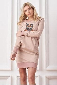 Спортно елегантна дамска туника OWLY