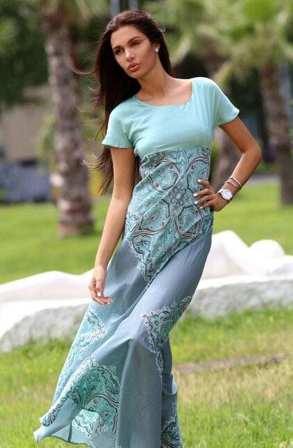 Елегантна рокля VALENTINA