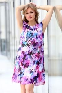 Секси дамска лятна рокля NANNETTE