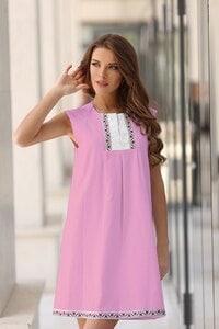 Елегантена рокля BORIANA PINK