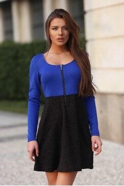 Стилна рокля MERIAN