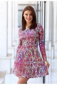 Дамска дизайнерска рокля EVELINA