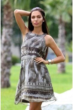 Елегантна рокля CLAUDIA