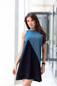 Елегантна дамска рокля ELECTRIC
