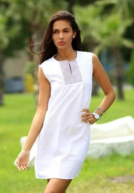 Стилна рокля VALERIA