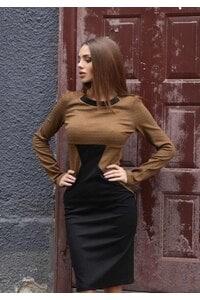 Стилна рокля IVETA