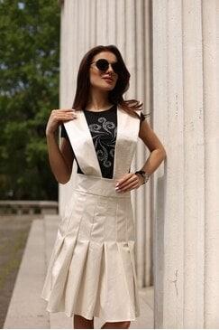 Ежедневна лятна рокля с презрамки VANINA