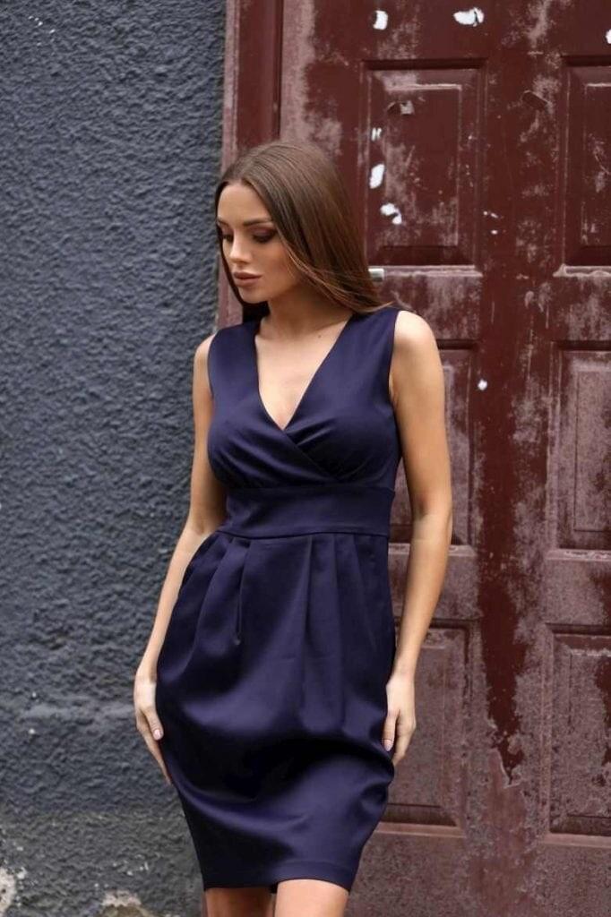8e1584a435a Ефектна рокля AMBER • Подиум • Дамска мода онлайн