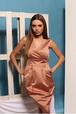 Ефектна рокля с набор MADONNA