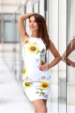 Дамска ежедневна рокля потник SANGRIA