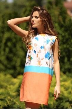 Елегантна дамска лятна рокля AIRIN