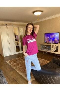 Дамска тениска NICKY VIOLET