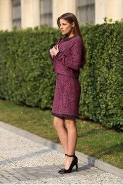Елегантна рокля MOE