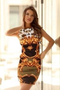 Елегантна дизайнерска рокля SPECIAL