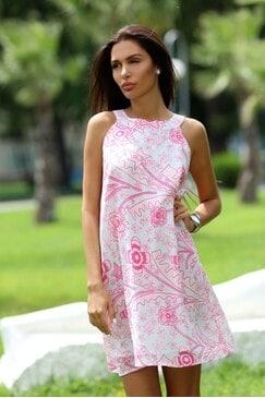 Стилна рокля FRANI