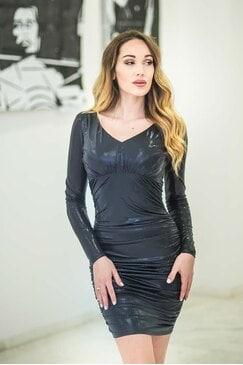 Официална дамска рокля BLACK DIAMOND LUX